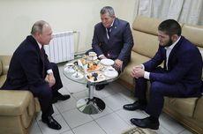 Ucapan Selamat Pemerintah Rusia Kepada Khabib Usai Tumbangkan Gaethje