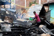 3 Rumah Warga Ludes Terbakar, 1 Orang Tewas saat Selamatkan Diri