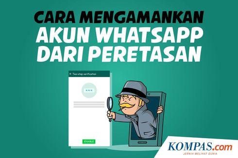 INFOGRAFIK: Cara Mengamankan Akun WhatsApp dari Peretasan