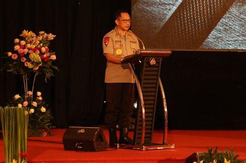 Bahas Persiapan Pengamanan Pemilu, Polri Gelar Rapat Pimpinan