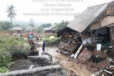 2 Hari Bima Diguyur Hujan, 150 Rumah Terendam dan 1 Jembatan Putus