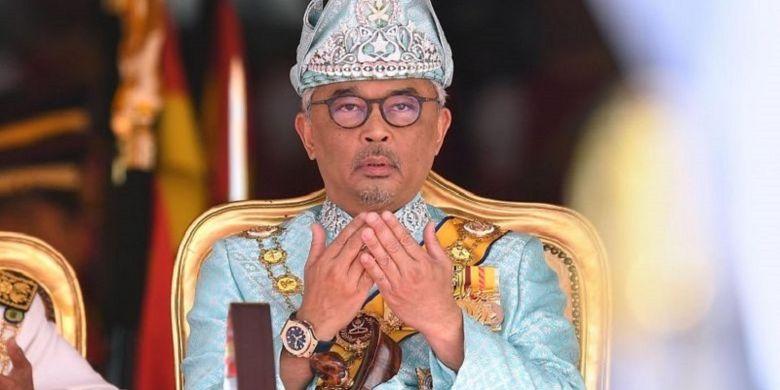 Masuk Rumah Sakit, Raja Malaysia Dirawat karena Ke