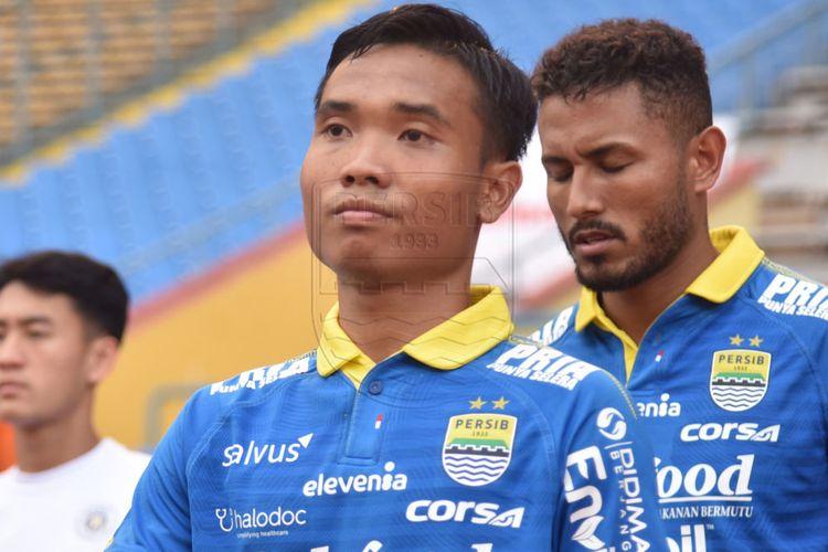 Bek muda Persib Bandung, Mario Jardel.