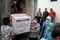 4.720 Vaksin Sinovac Tiba di Palopo, Tenaga Kesehatan Tepuk Tangan
