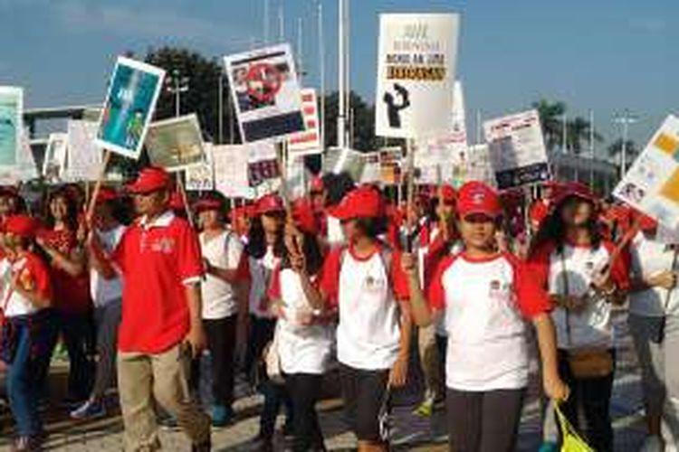Stop kekesaran anak dan menolak keras lgbt terhadap anak