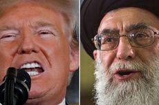 Trump kepada Pemimpin Tertinggi Iran: Dia Harus Hati-hati dengan Ucapannya