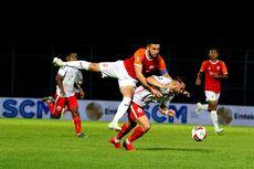 Gol Marco Motta Angkat Beban dari Pundak Pemain Persija