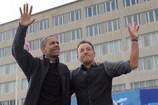 "Ditemani Bruce Springsteen, Barack Obama Rilis Podcast Bertajuk ""Renegades: Born In The USA"""