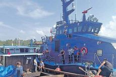 Sempat Kabur, Kapal Selundupkan 768 Karung Bawang dari Thailand Ditangkap di Perairan Aceh