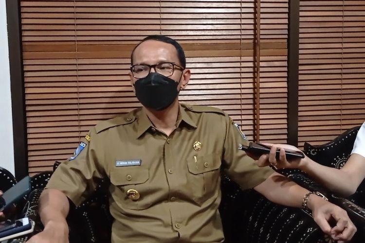 Wali kota Mataram, H Mohan Roliskana