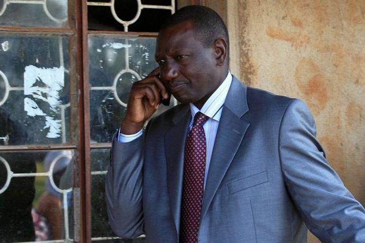 Wapres Kenya William Ruto.