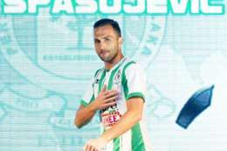 Bomber Melaka United, Ilija Spasojevic.