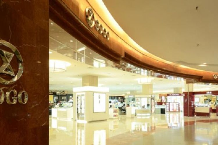 Salah satu lini usaha Mitra Adi Perkasa, Sogo Department Store.