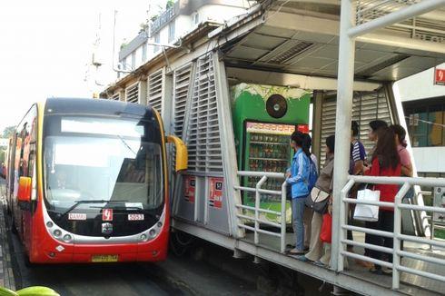 Lebaran, Transjakarta Beroperasi Usai Shalat Id