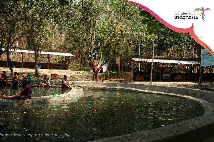 Wisata Nganget di Tuban