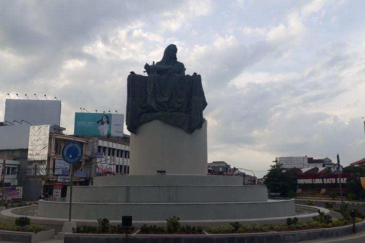 Monumen Fatmawati di Kota Bengkulu