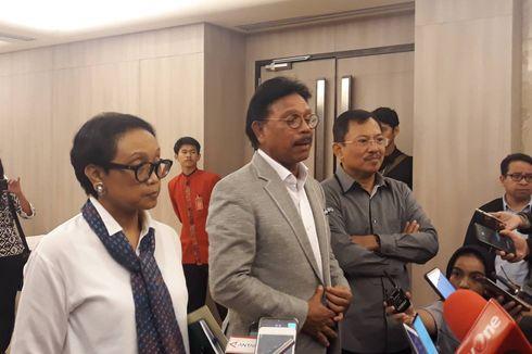 Menkominfo Ingatkan Sanksi Hukum bagi Penyebar Hoaks Virus Corona