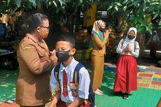 PTM Terbatas di 45 SD di Kota Tangerang Akan Dievaluasi Tiap Hari