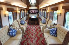 Jakarta to Yogyakarta by Luxury Train, Courtesy of Amanjiwo