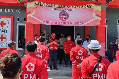 PMI Siagakan 500 Relawan di 9 Pos Pengungsian Gunung Merapi