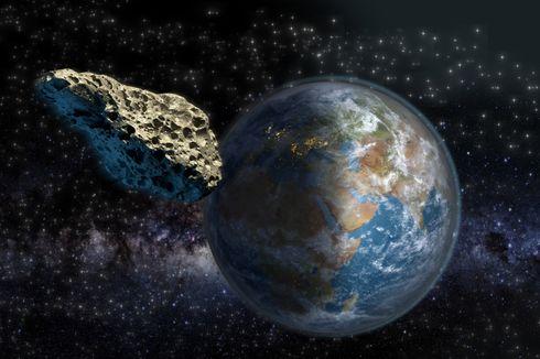 Asteroid Raksasa Melaju Dekat dengan Bumi, Apa Dampaknya?