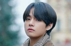 Profil V BTS, Sang Social Butterfly Industri Kpop