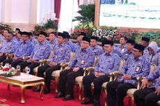 Jokowi Minta Korpri Awasi Penyaluran Dana Desa