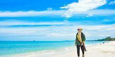 Pantai Tuing Indah dan Pantai Pulau Punggur, Destinasi Wisata Baru di Babel
