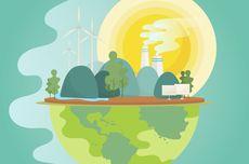 Penyebab Efek Rumah Kaca Sebagai Masalah Lingkungan Secara Global