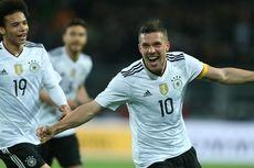 Lukas Podolski Gabung ke Klub Anak Sultan di Malaysia?