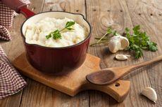 Resep Kentang Tumbuk Bawang Putih, Karbohidrat Alternatif Saat Sakit Tenggorokan