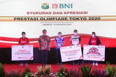 PBSI Beri Bonus Ratusan Juta Rupiah untuk Greysia/Apriyani dan Anthony Ginting