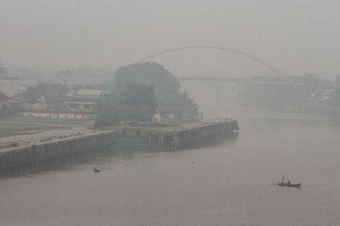 Kualitas Udara di Singapura Terancam Jadi Tidak Sehat gara-gara Kebakaran Hutan Indonesia