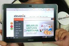 XL Perkenalkan Toko Online Elevenia