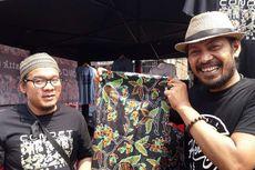 Anak Muda Perkenalkan Batik Melinjo di Festival Condet 2019
