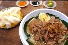 Lentog Tanjung, Makanan Khas Kudus yang Mirip Lontong Cap Go Meh