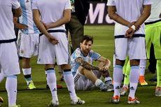 Ikuti Jejak Messi, Sejumlah Pemain Argentina Bakal Pensiun