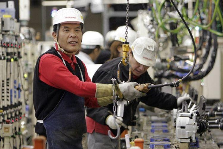 Para karyawan di Jepang amat sedikit mengambil jatah cuti tahunan mereka.