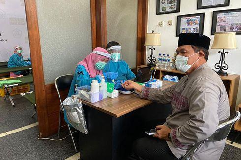 Bantu Penuhi Stok Darah PMI Sidoarjo, Bambang Haryo Gelar Bakti Sosial Donor Darah