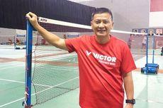 Hendry Saputra, Pelatih Tunggal Putra yang Larang Anak Asuhnya Pacaran