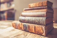 Sejarah Lahirnya Buku, Bermula dari Coretan Gambar di Dinding Gua