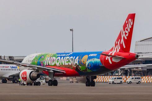 AirAsia Mulai Operasikan Penerbangan ke Sejumlah Rute