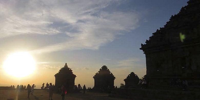 Candi Ijo, Candi Tertinggi di Yogyakarta