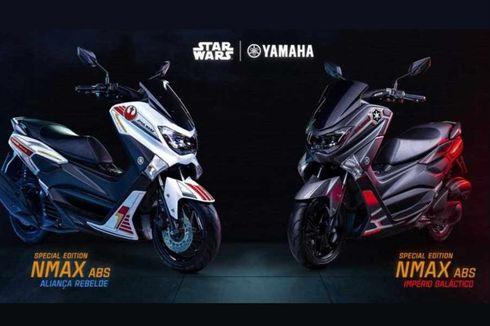 Yamaha Rilis Nmax Star Wars Edition