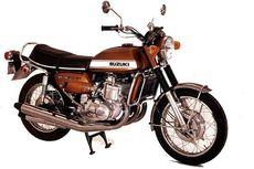 Suzuki Siapkan Onderdil Sepeda Motor