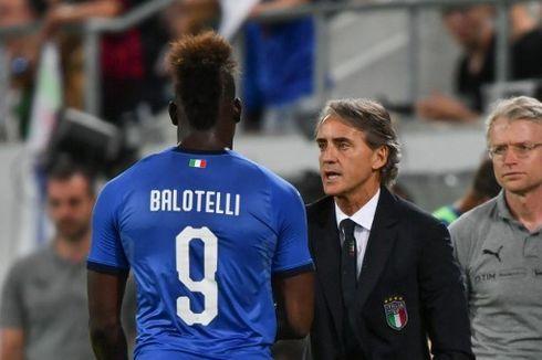 Mancini pada Balotelli: Semoga Dia Bisa Bangun dan Sadar akan Talentanya