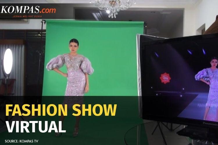 Thumbnail Video Fashion Show Virtual