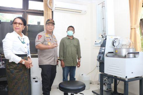 3.000 Liter Arak Sitaan di Bali Disulap Jadi Disinfektan, Polda Gandeng Universitas Udayana