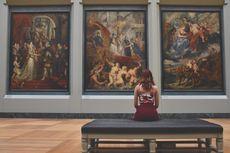 Tetap Zen Walau di Rumah Saja, Intip Foto Terbaik Museum-museum di Dunia