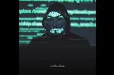 Elon Musk Jadi Incaran Kelompok Peretas Anonymous